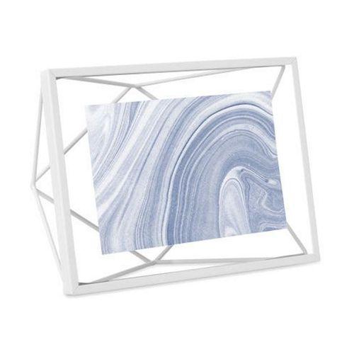 Umbra - Ramka na zdjęcie Prisma 20 cm - miedziana - biel