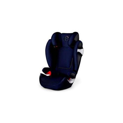 Fotel samochodowy Cybex Solution M 2017, 15-36kg, Midnight Blue
