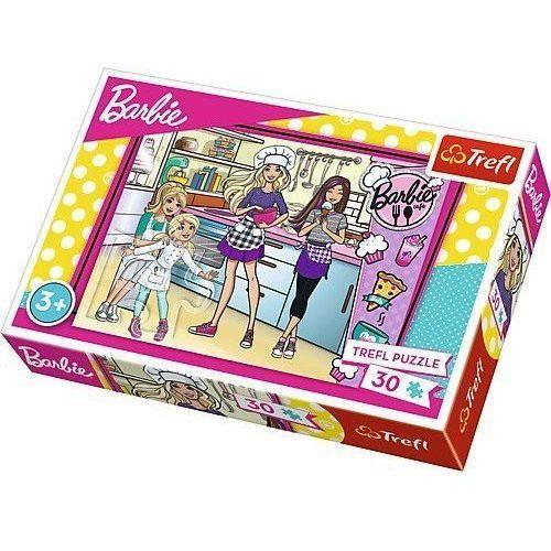 Trefl Puzzle barbie wspólne gotowanie 30 (5900511182378)
