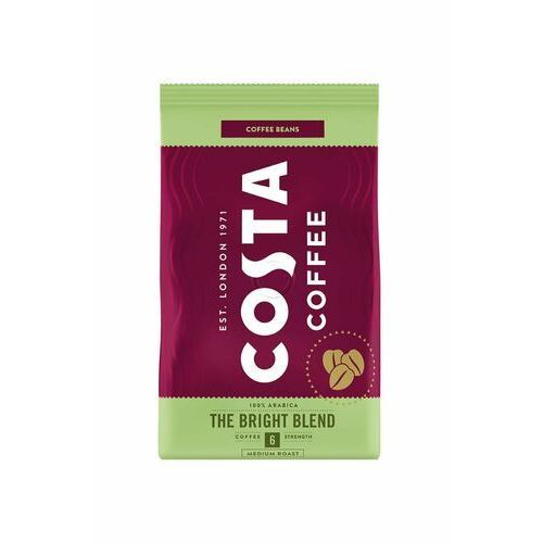 Costa coffee Kawa ziarnista bright blend 500g