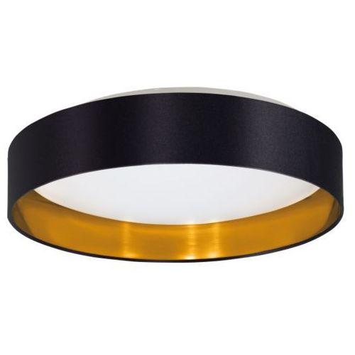 lampa sufitowa MASERLO czarna - 40,5 cm, EGLO 31622