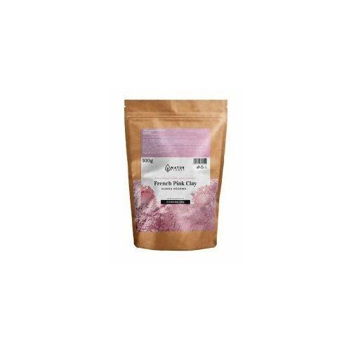 NaturPlanet, różowa glinka, 100g