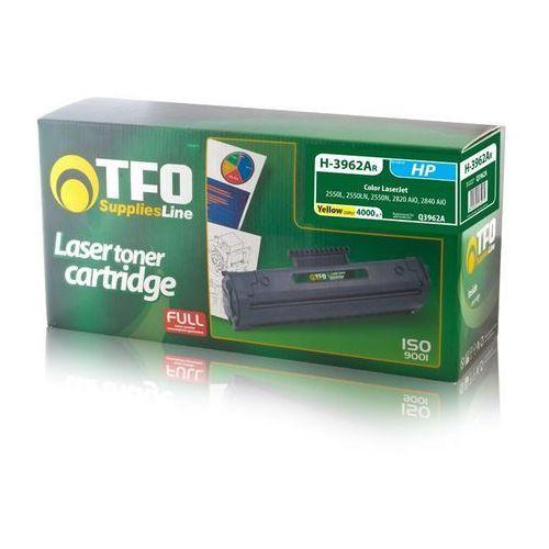 Telforceone Toner tfo h-3962ar (q3962a ye) 4.0k do hp color laserjet 2550l, 2550ln, 2550n (5900495234070)