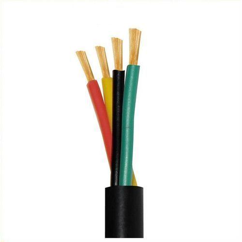 Hybsz Przewód elektryczny 4-żyłowy owy 4x1mm2
