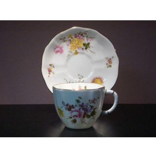 posie serwis do herbaty dla 2 marki Royal crown derby