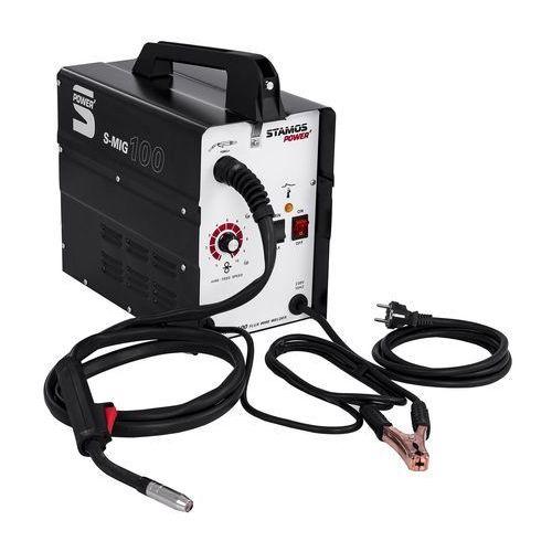 Stamos power Spawarka mig/fcaw - 90 a - 230 v, kategoria: migomaty i półautomaty spawalnicze