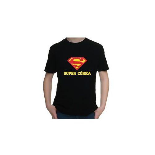 OKAZJA - Koszulka dziecięca Super córka - sprawdź w wybranym sklepie