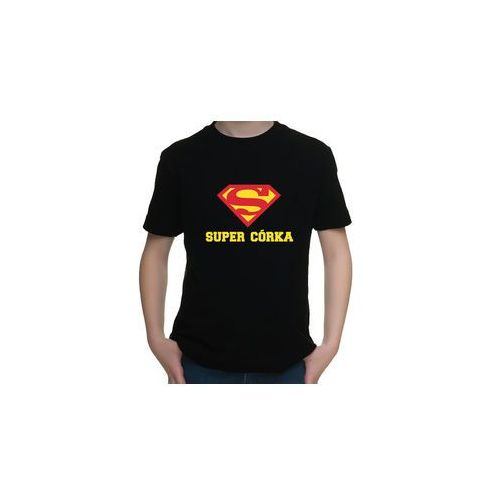 OKAZJA - Koszulka dziecięca Super córka