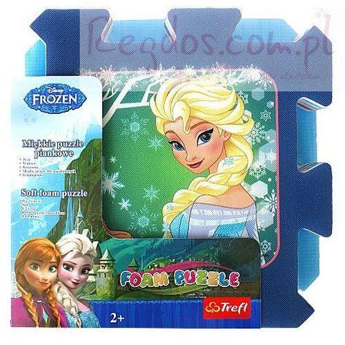 Trefl Puzzlopianka frozen, kategoria: puzzle