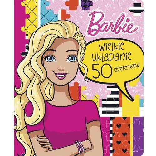 OKAZJA - Barbie Wielkie układanie - Jeśli zamówisz do 14:00, wyślemy tego samego dnia. Darmowa dostawa, już od 99,99 zł.
