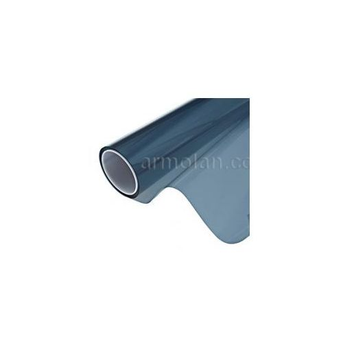 Folia okienna refleksyjna niebieska premium 30 szer.1,52 m marki Armolan