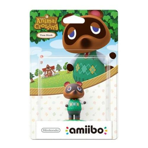 Figurka Amiibo Animal Crossing Toom Nook