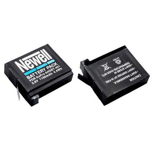 Akumulator NEWELL 1160 mAh do GoPro AHDBT-401 (5901891101461)