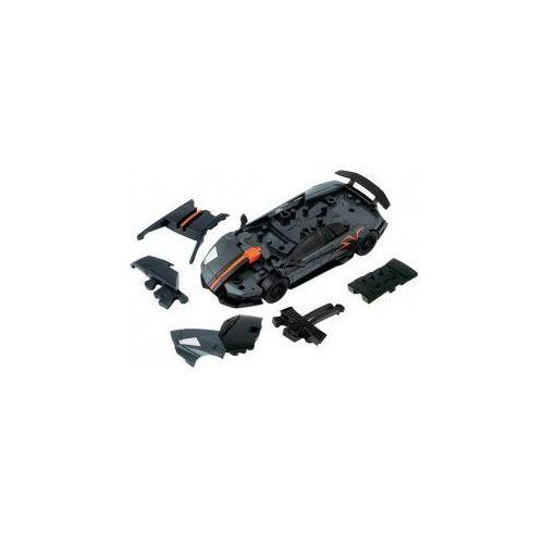 Eureka Puzzle samochód 3d cars - lamborghini lp 670 (szary) - poziom 2/4 - szybka wysyłka (od 49 zł gratis!) / odbiór: łomianki k. warszawy (5425004734228)