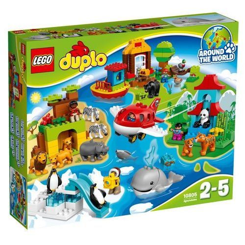 Lego DUPLO Dookoła świata (around the world) 10805