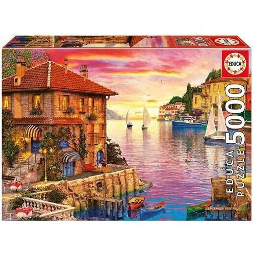 5000 ELEMENTÓW Port Morza Środziemnego