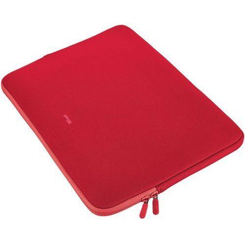 Trust Etui na laptopa  primo soft sleeve 11.6 cala czerwony (8713439212563)