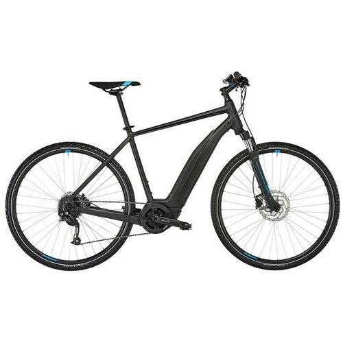 """Cube cross hybrid one 400 rower elektryczny crossowy czarny 54cm (28"""") 2018 rowery elektryczne (4054571048370)"""