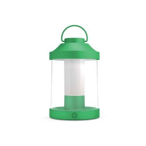 Massive Lampa biurkowa Abelia zielony LED, 1736033P0