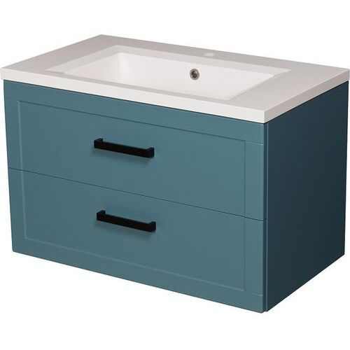 Niebieska szafka z umywalką 80/46 seria Meiva N Gante ✖️AUTORYZOWANY DYSTRYBUTOR✖️