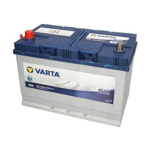 Akumulator 95Ah 830A L+ Varta Blue G8 Japan