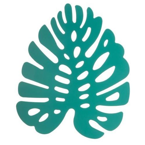 Dekoracyjna podstawka pod gorące naczynia w kształcie liścia (3560239664246)