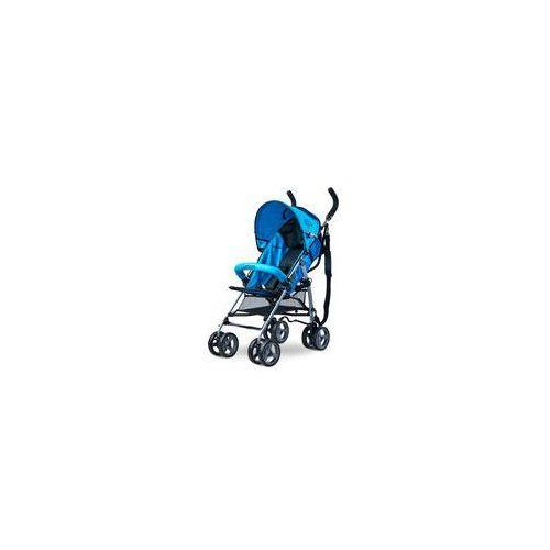 W�zek spacerowy alfa (niebieski) marki Caretero