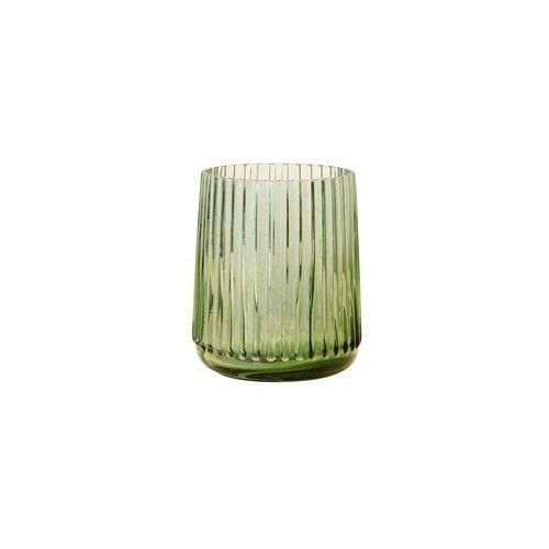 HK Living Wazon szklany zielony, rozmiar S AGL4411, AGL4411