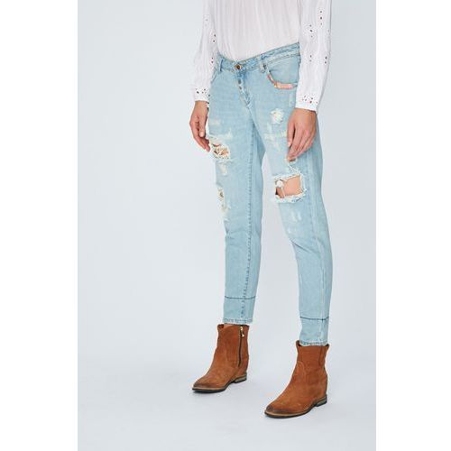 - jeansy boho bandit, Answear