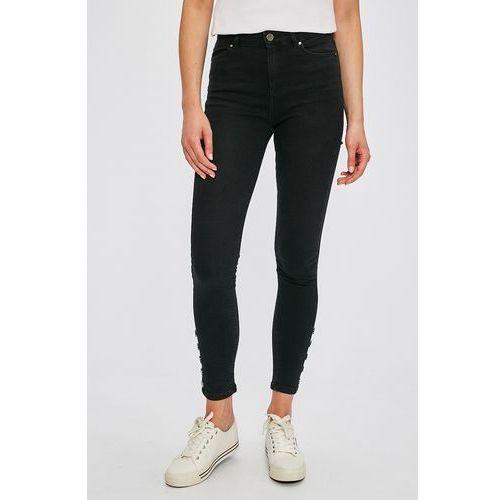 - jeansy pressi marki Morgan