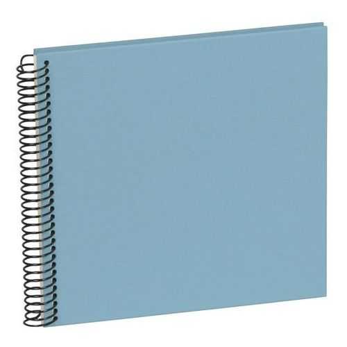 Album na zdjęcia Uni Economy białe karty mały błękitny, 353036