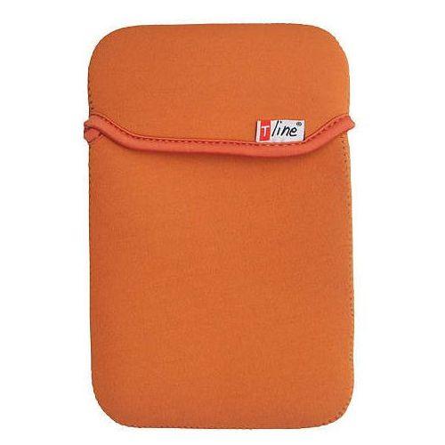 """Uniwersalne Etui tCASE-7.2 soft pomarańczowy 7"""" (5907707594021)"""