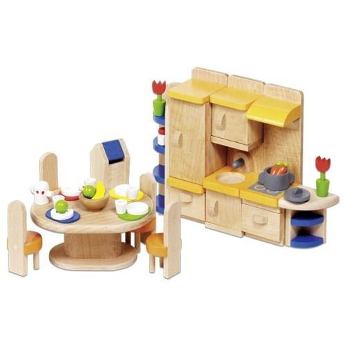 Goki Wyposażenie domków - kuchnia