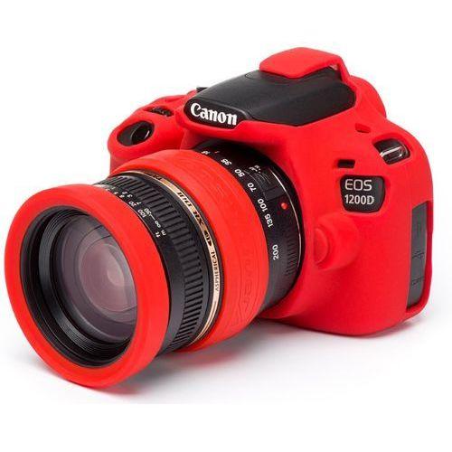 Easycover  osłona na obiektyw dla 58 mm czerwona