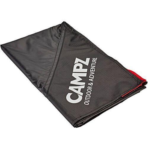 CAMPZ Koc piknikowy S, black 2020 Koce, kolor czarny