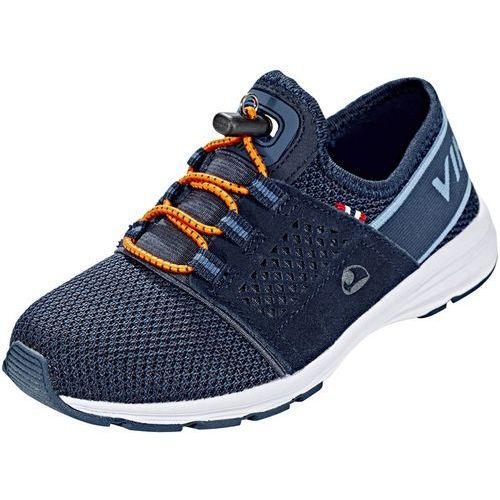 Viking footwear Viking drag obuwie do biegania szlak navy/orange