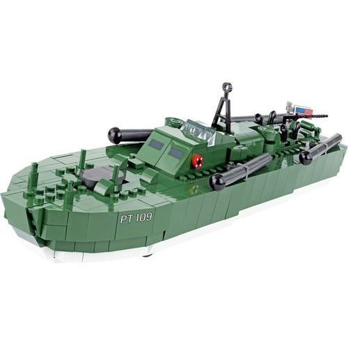 Armia Motor Torpedo PT-1 09, Amerykański kuter - Cobi Klocki