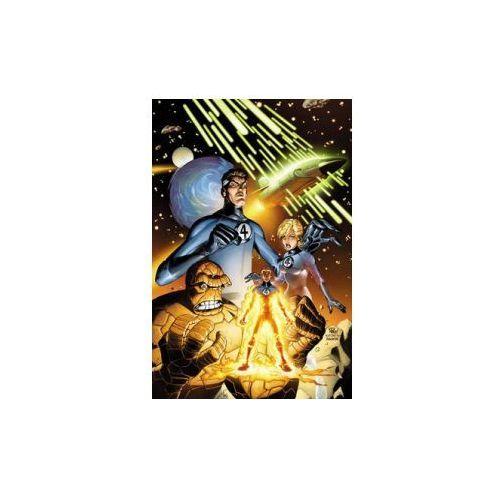 Fantastic Four By Waid & Wieringo Ultimate Collection Book 1