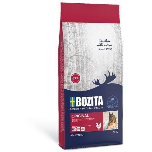 Bozita Original - 2 x 12 kg| Dostawa GRATIS + promocje| -5% Rabat dla nowych klientów, 13442