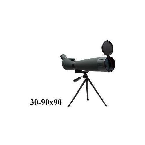 Profesjonalna luneta obserwacyjna 30-90x90 + statyw + pokrowiec/torba. marki Kandar