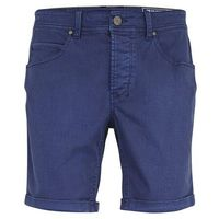 szorty BLEND - Shorts Medieval Blue (74019), kolor niebieski