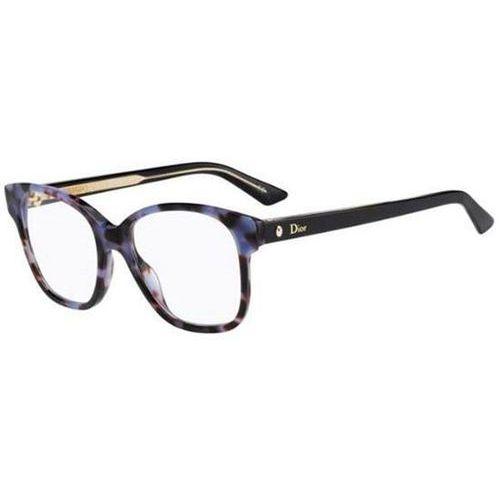 Dior Okulary korekcyjne  montaigne 8 tg7