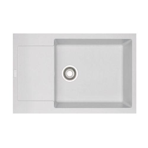 Zlew Franke MRG 611-78 XL Biały Polarny 114.0367.702 (zamów wycięcie otworów gratis) (7612981570606)
