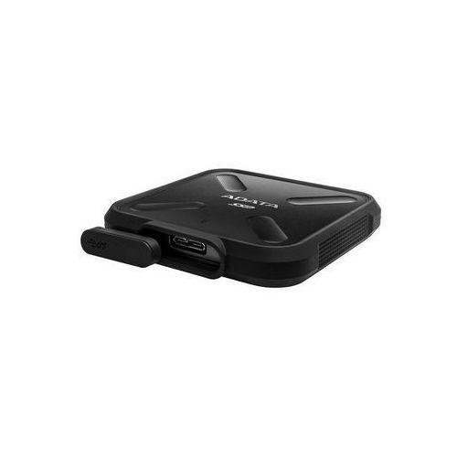 Adata SSD External SD700 256G USB3.1 Durable Black DARMOWA DOSTAWA DO 400 SALONÓW !!, ASD700-256GU3-CBK
