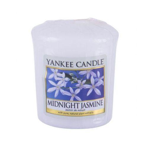 Yankee candle midnight jasmine świeczka zapachowa 49 g unisex (5038580000481)