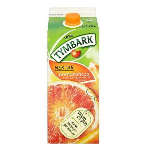 Nektar Pomarańcza z czerwoną pomarańczą z Sycylii 1,75 l Tymbark - produkt z kategorii- Napoje, wody, soki