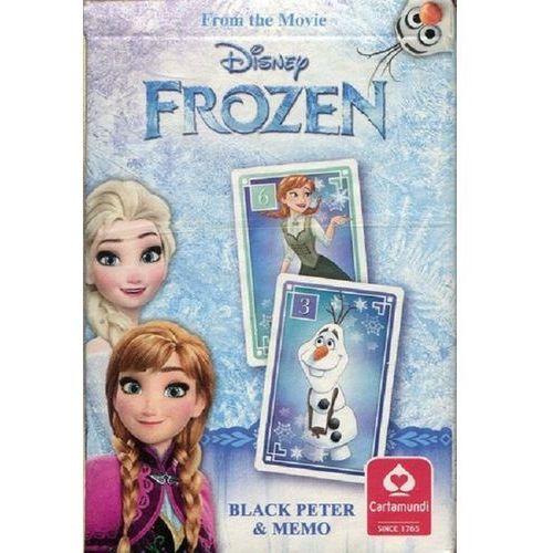 Frozen - piotruś i memo - marki Cartamundi