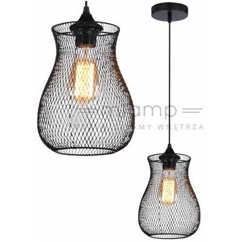 Lampa wisząca CANDELLUX Briks Kielich 1x60W Czarny + DARMOWY TRANSPORT!, 31-43351