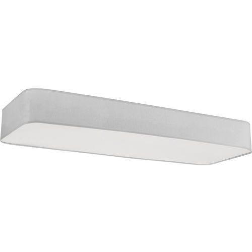 Plafon lampa oprawa sufitowa tk lighting office square 1x24w led szary 1350 marki Tklighting