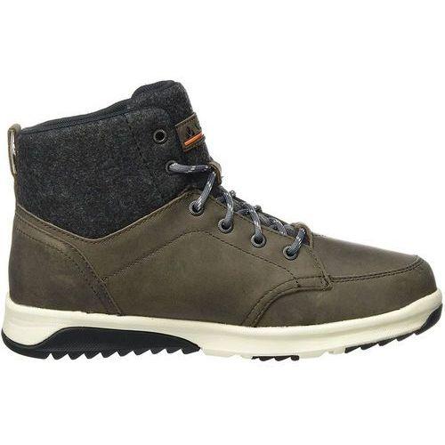 Vaude ubn kiruna mid cpx buty mężczyźni szary/brązowy uk 11 | eu 45,5 2018 buty zimowe